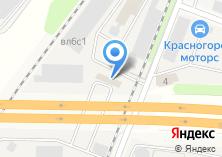 Компания «ПаллетШоп» на карте