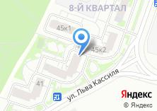 Компания «Переделкино Ближнее Город-Парк» на карте
