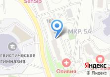 Компания «KwikKopy» на карте