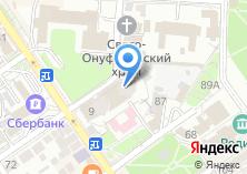 Компания «Дешёвая аптека» на карте