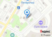 Компания «Красногорский социально-реабилитационный центр для несовершеннолетних» на карте