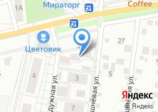 Компания «Decor-Salon» на карте