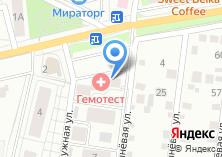Компания «Грация Эстет» на карте