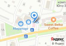 Компания «Мои друзья» на карте
