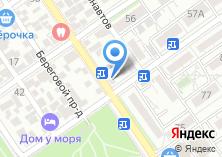 Компания «Амекс» на карте