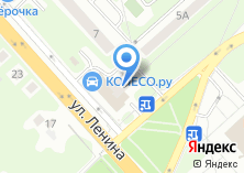 Компания «Интернет-зал» на карте
