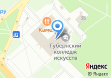 Компания «Мегаполис Инфо» на карте