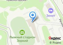 Компания «СПОРТ ДЛЯ ВСЕХ» на карте