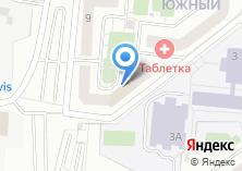 Компания «ГАЗТЕПЛОСТРОЙМОНТАЖ» на карте