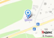 Компания «Uninn Hotel Vnukovo» на карте