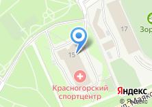 Компания «КСОЦ» на карте