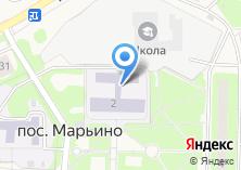 Компания «Средняя общеобразовательная школа №2071» на карте
