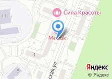 Компания «Стальной портье» на карте