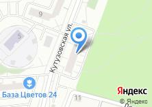 Компания «Фото-смайл» на карте