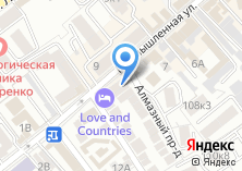Компания «Витёк» на карте