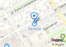 Компания «Альмотек» на карте