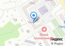 Компания «Подрезково» на карте