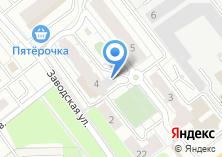 Компания «Суши-сити» на карте