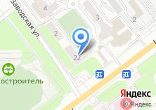 Компания «Вешенка» на карте
