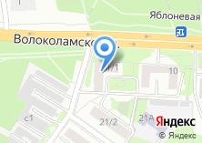 Компания «Красногорский районный союз садоводческих и дачных некоммерческих объединений» на карте