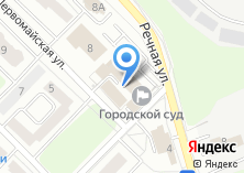 Компания «Управление МВД России по Красногорскому району» на карте