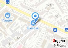 Компания «Образ Рекламная компания» на карте