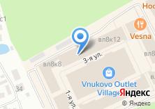Компания «Vnukovo Outlet Village» на карте