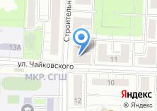Компания «Мастерская по ремонту обуви на Чайковского» на карте