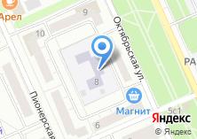 Компания «Детский сад №32 Золотой ключик» на карте