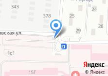 Компания «Строящееся административное здание по ул. Ивановская (Химки)» на карте