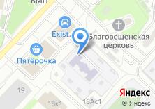 Компания «Детский сад №2562» на карте