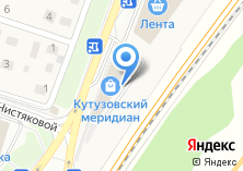 Компания «TrendSafe» на карте