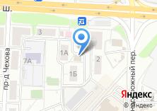 Компания «ЖЭО №1» на карте