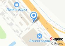Компания «Аколит-К» на карте