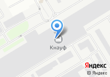 Компания «Кнауф Пенопласт» на карте