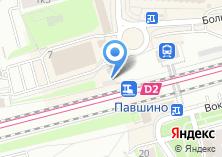 Компания «Белорусские колбасы» на карте