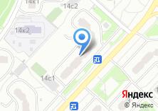 Компания «Валери» на карте
