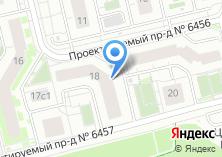 Компания «Строящийся жилой дом по ул. 3-й микрорайон (Московский)» на карте