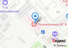 Компания «Подрезковская поликлиника» на карте