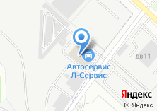 Компания «Maguro.ru» на карте
