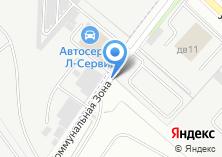 Компания «VIP Строительство» на карте