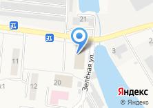 Компания «Строящееся административное здание по ул. Лунёво пос (Лунёво)» на карте