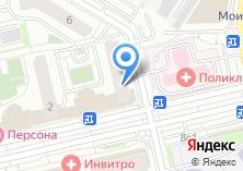 Компания «ПромСтройГрупп» на карте