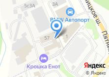 Компания «М-Кей» на карте