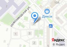 Компания «Магазин печатной продукции» на карте
