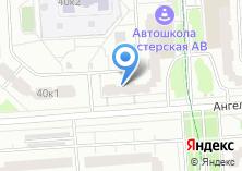 Компания «Адвокат Терещенко Виталия Юрьевна» на карте