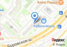 Компания «Mosproverka» на карте