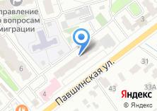 Компания «Красногорск АФК» на карте