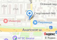 Компания «Вскрытие замков» на карте