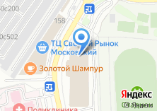 Компания «Общественный пункт охрны порядка» на карте